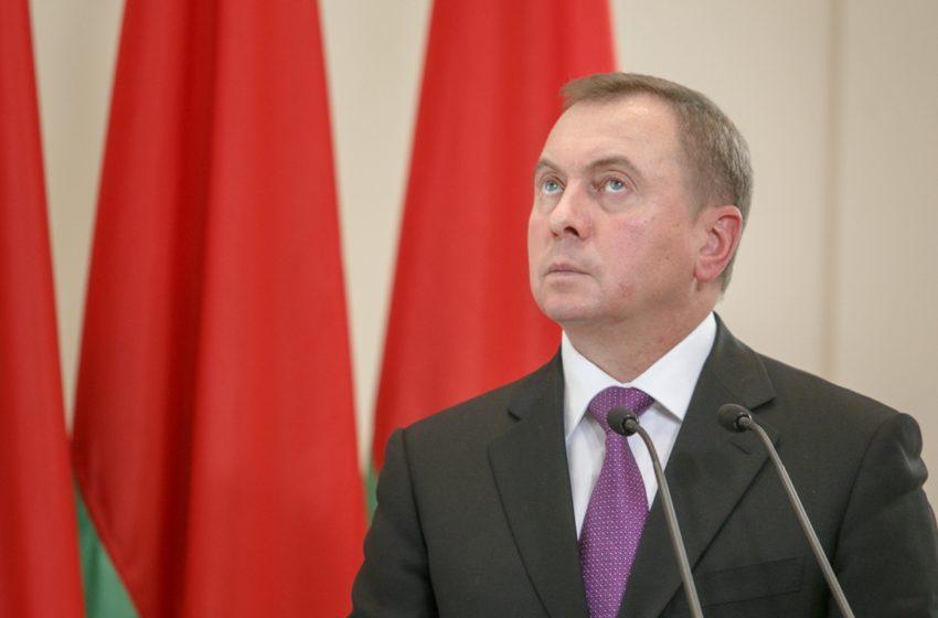 Глава МИД Беларуси отчитался за миллионы сына президента