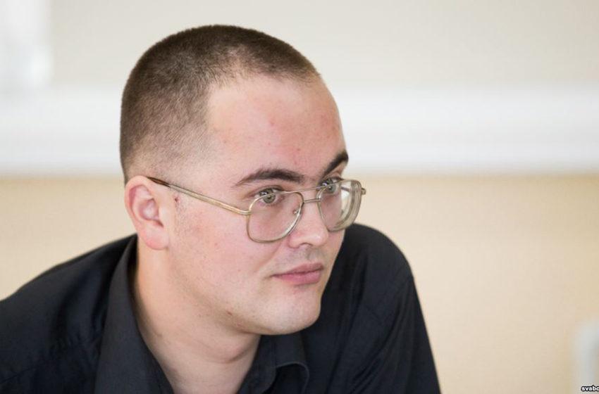 Позор на всю Белоруссию. Как задерживали активиста Сергея Спарыша