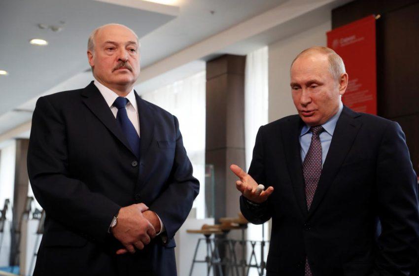 Лед тронулся: РФ вводит санкции против Республики Беларусь