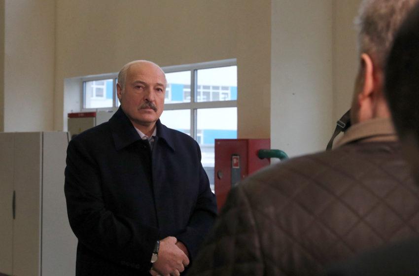 Лукашенко об аресте Тихановского: да, это была моя команда. Что не так?