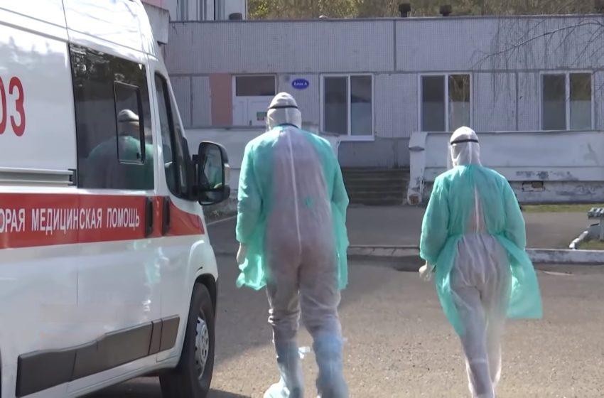 Статистика коронавируса COVID-19 по Белоруссии на 30 июня