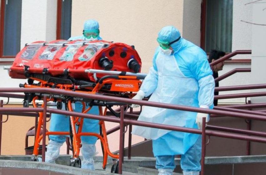 Данные по заболевшим COVID-19 в России на 2 июля
