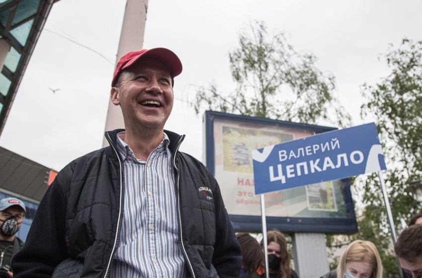 Цепкало – махинатор? МВД проверяет кандидата в президенты Беларуси