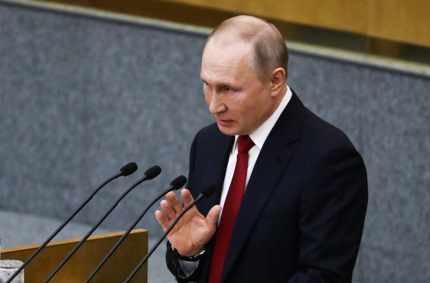 Атака Запада против внесения поправок в Конституцию РФ. Есть факты