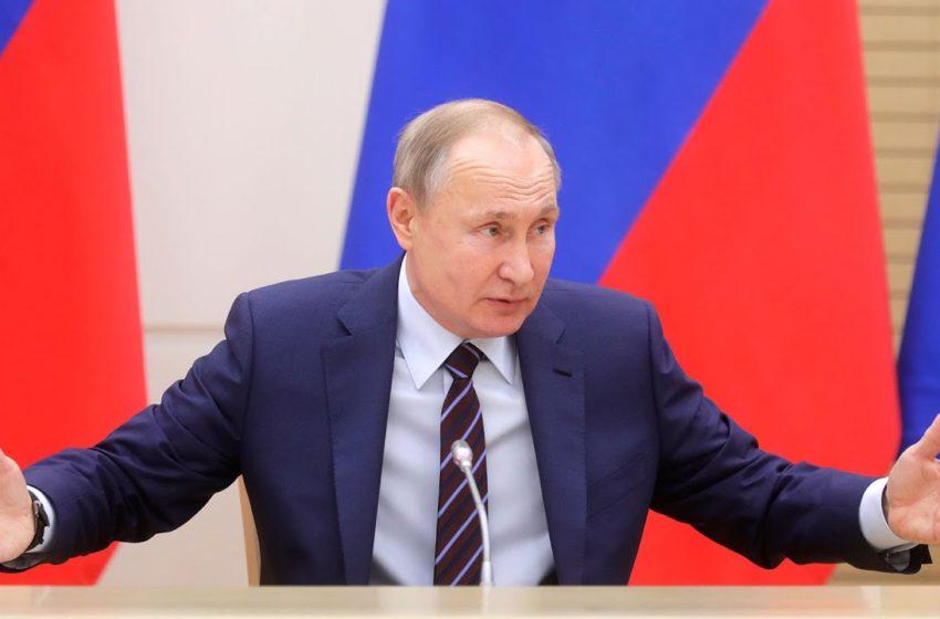 Путин: определенности в открытии границ Европы для россиян пока нет