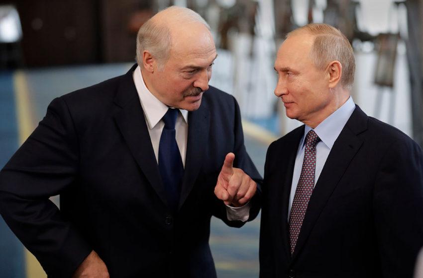 Гроссмейстер Путин опять победил. «Многовекторность» Лукашенко оказалась пустышкой