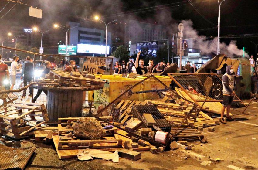 Массовые забастовки и митинги в Беларуси. Процесс пошел