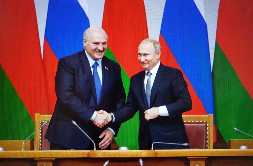 Ищет поддержки России. Как Германия реагирует на поведение Лукашенко