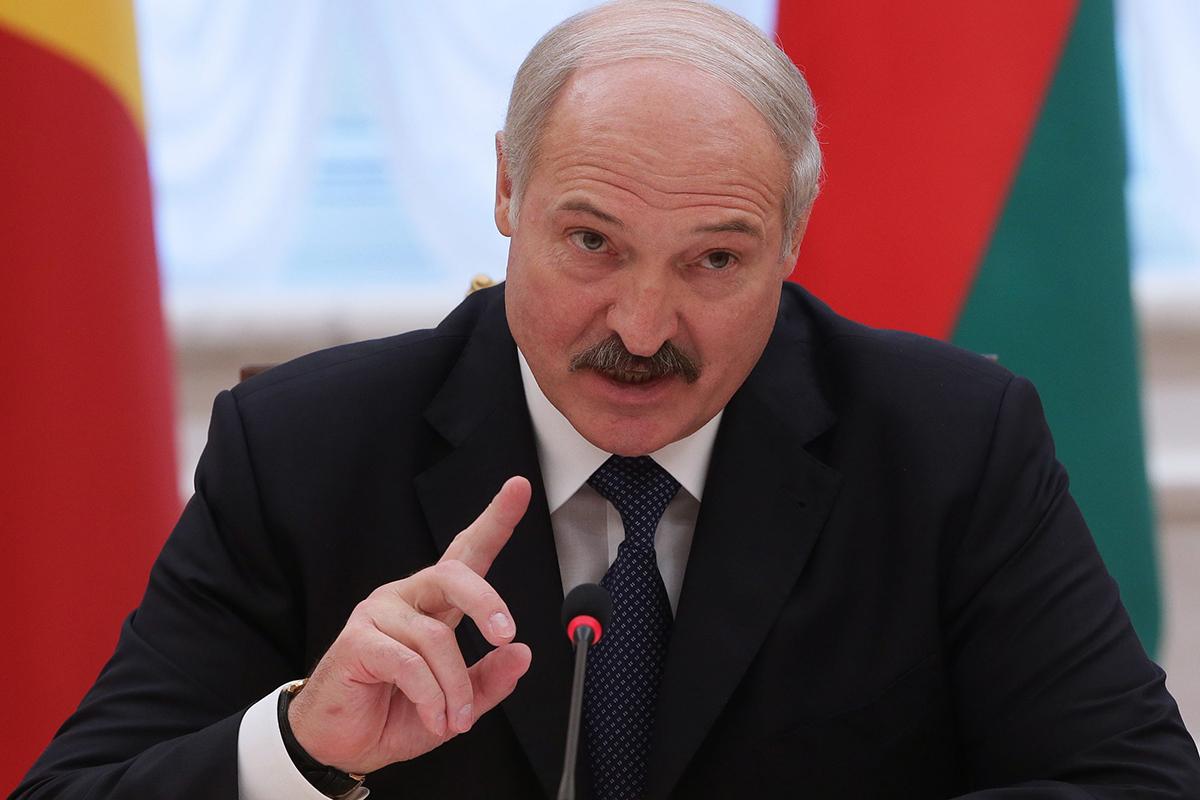 Лукашенко против Прибалтики