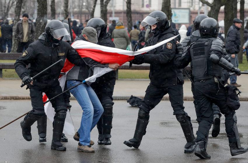Как руководство ООН помогало делать переворот в Беларуси