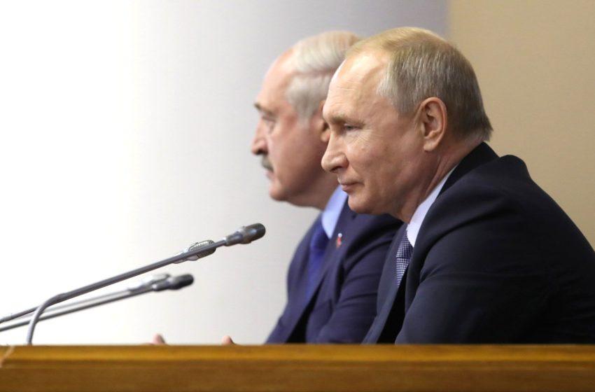 Запад опоздал. Беларусь и Россия все-таки объединились!