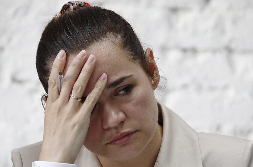 Ультиматум отменяется из-за болезни лидера оппозиции: Тихановская ушла на карантин