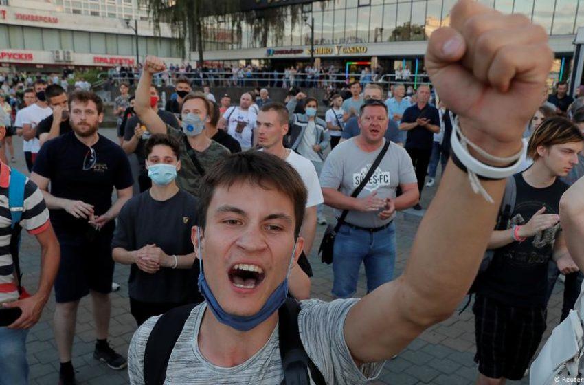 Кибер-партизаны объявляют войну. Нет блокировкам интернета в Беларуси!