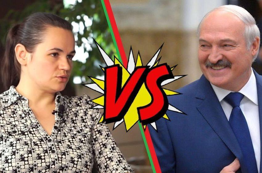 Лукашенко пора на пенсию. Тихановская уже готова занять трон