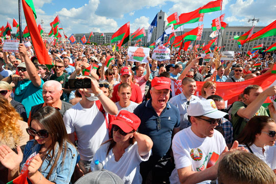 Сетевой квест: уничтожь свою страну и не признавайся. Печальный опыт белорусов