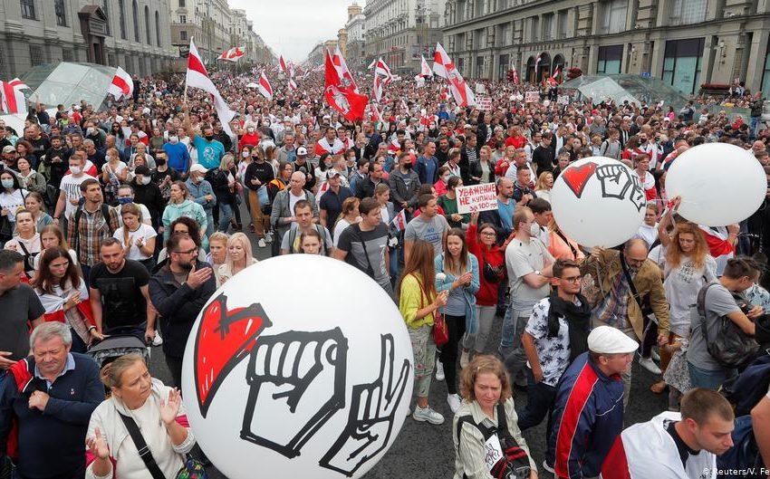 Молодежь Беларуси. Чего она хочет? Почему выходит на протесты?