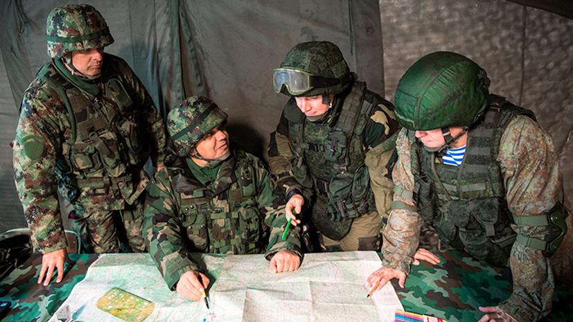 В Беларусь войдут военные Союзного государства?