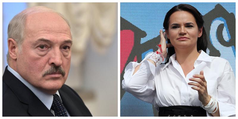 Сквозь замочную скважину. Лукашенко подслушал переговоры Тихановской