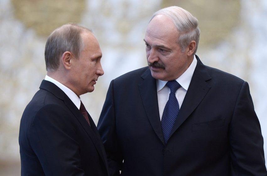 Лукашенко сдался. Но только перед Путиным. И надолго ли?