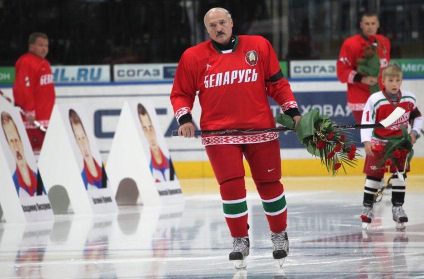 Проблемы с ЧМ по хоккею и авария на АЭС: почему все против Беларуси