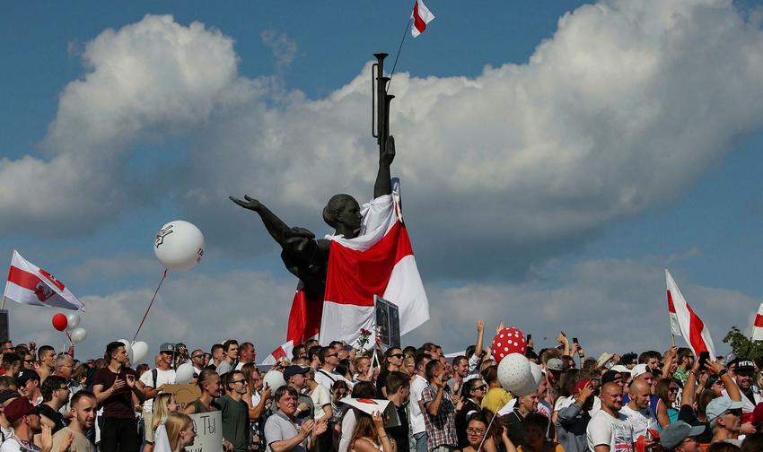Почему протесты в Беларуси никак не прекратятся. Новая версия