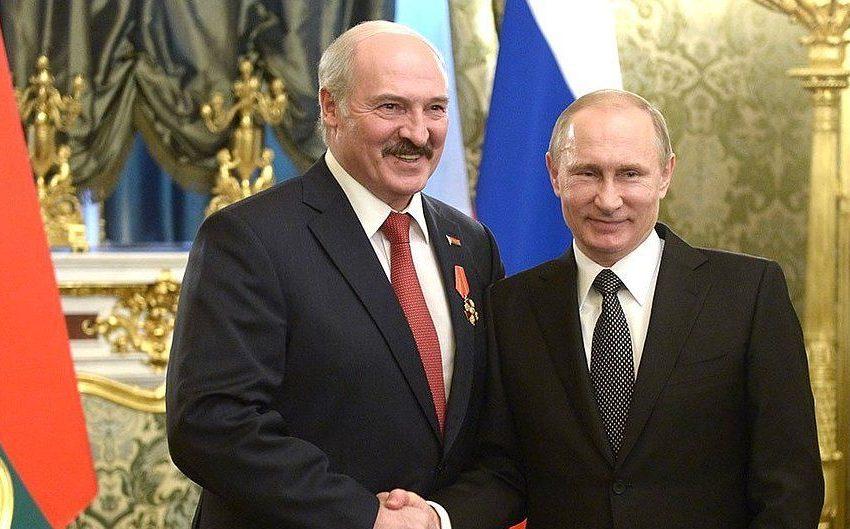 Догнать и перегнать. Как Путин перенимает опыт у Лукашенко