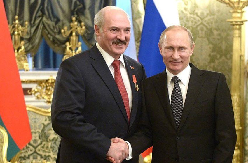 Очередная встреча президентов. Заявление Лукашенко