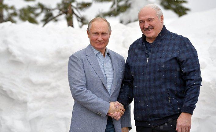 Слияние России и Беларуси отменяется. Частное мнение Лукашенко