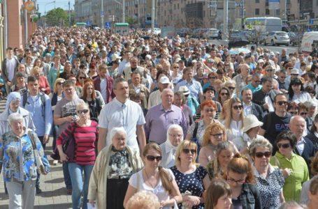 белоруссия население