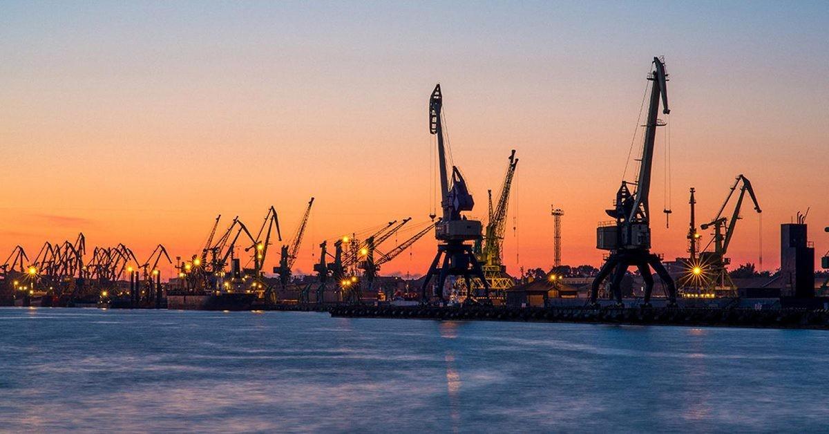 клайпеда порт