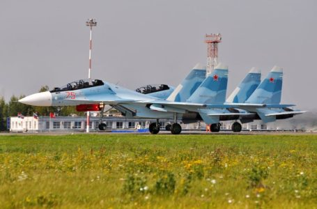 российские ВВС