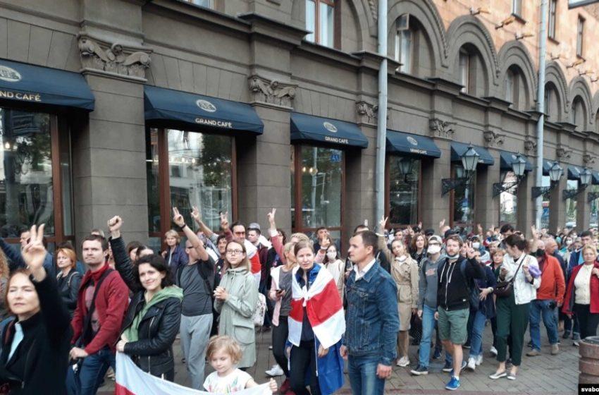 Помощь Штатов. Как она может повлиять на кризис в Беларуси