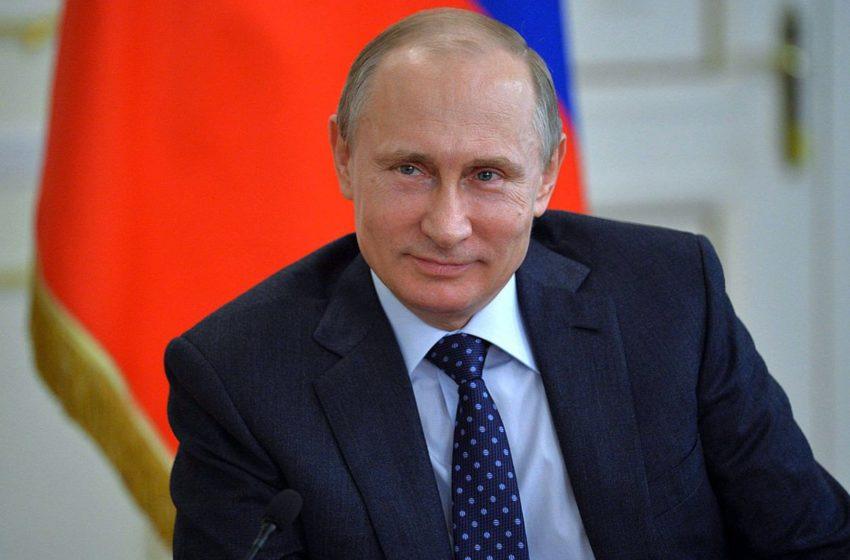 Великий гроссмейстер Путин снова побеждает