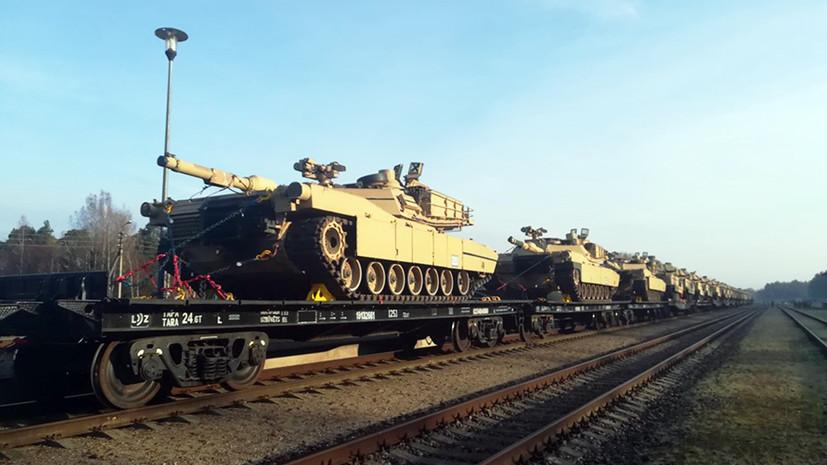 Танки под Минском и мощный удар. «Сюрпризы» НАТО в ответ на слияние РФ и Беларуси