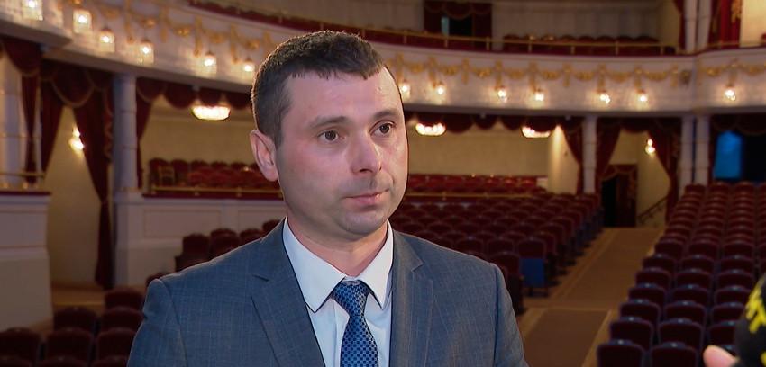 В минском оперном театре – смена власти. Знакомьтесь, новый директор