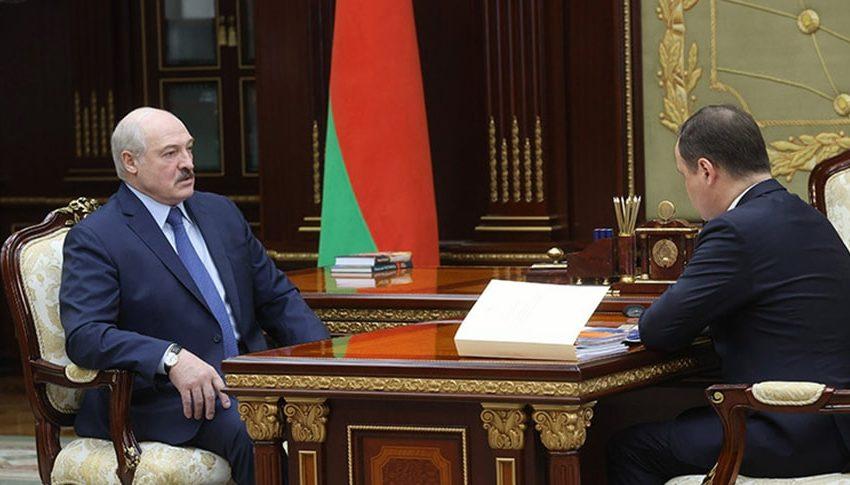 Хотите воевать – получите! Результаты обсуждения санкций Александром Лукашенко и премьером Беларуси