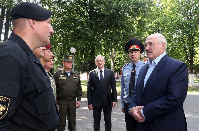 «Большая чистка» в МВД и армии Беларуси. Что дальше?