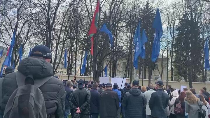 Что происходило в Минске. Люди, транспорт, скопление у посольства США