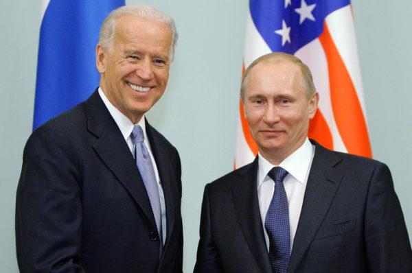 Путин-Байден