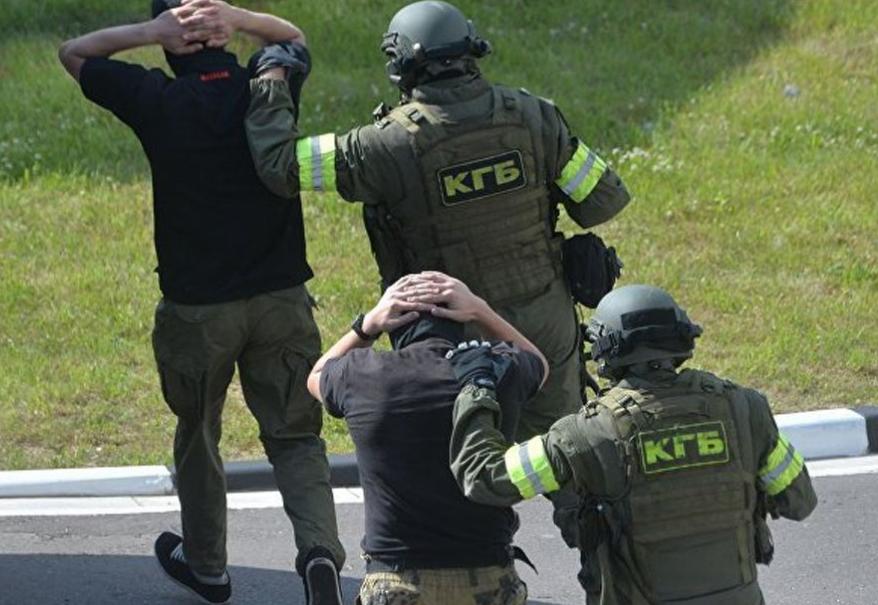 арест вагнеровцев в белоруссии