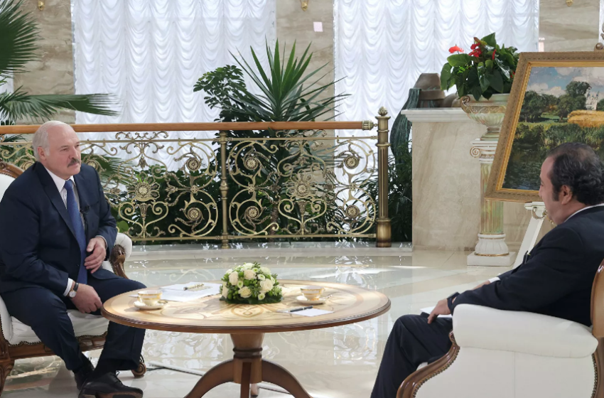 Третья мировая уже рядом? Откровения Лукашенко в интервью арабским СМИ