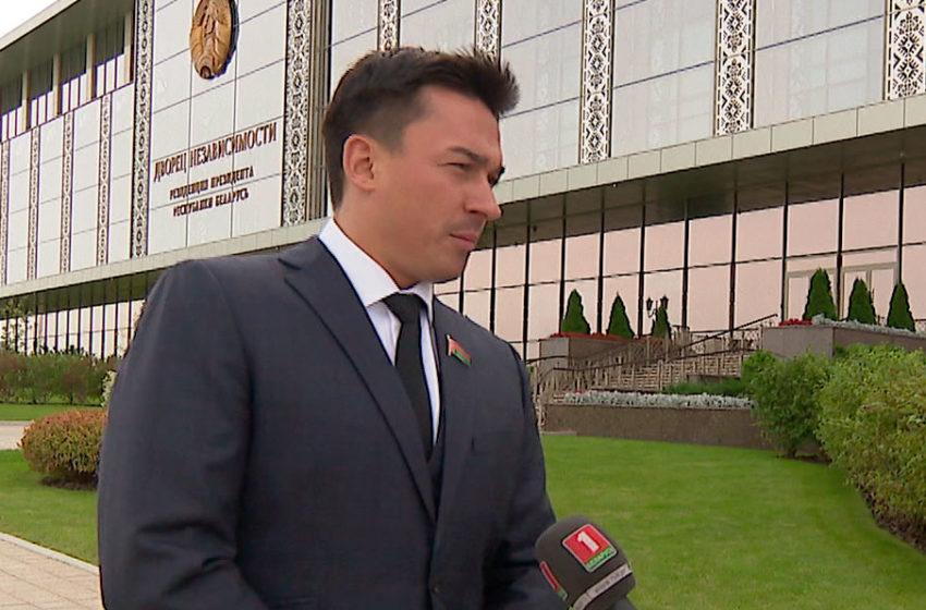 Дмитрий Басков получил новую должность