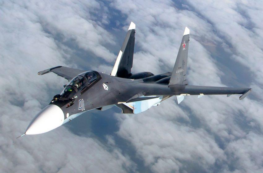Су-30СМ могут нарушить баланс сил. Мнение НАТО
