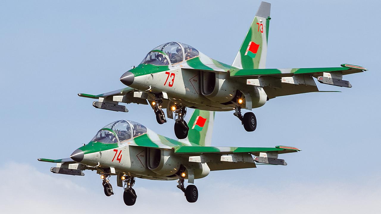 белорусскую авиацию