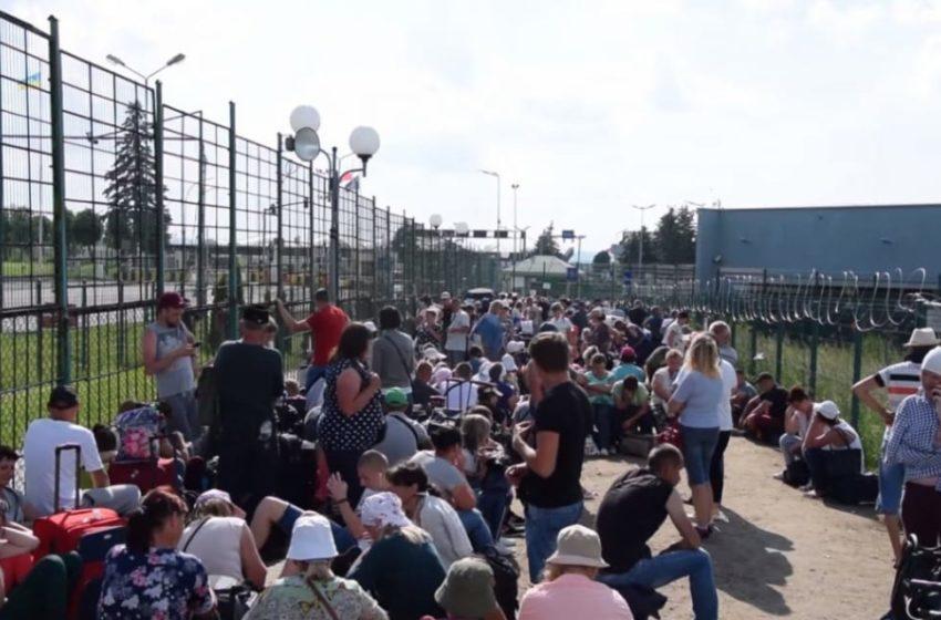 Наплыв мигрантов на границе с Польшей. Что думают сами поляки