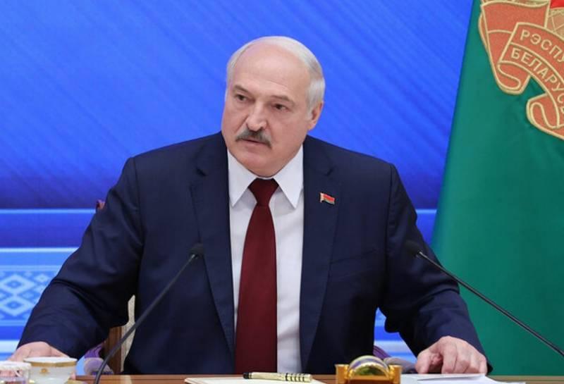 Лукашенко: диалог с Западом возможен только после того, как отменят санкции