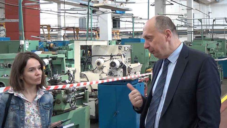 Жесткий разнос руководства Оршанского инструментального завода