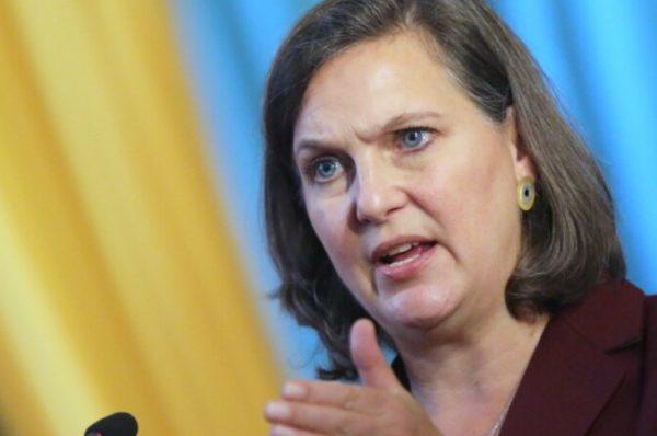 Нуланд – больше не куратор Украины