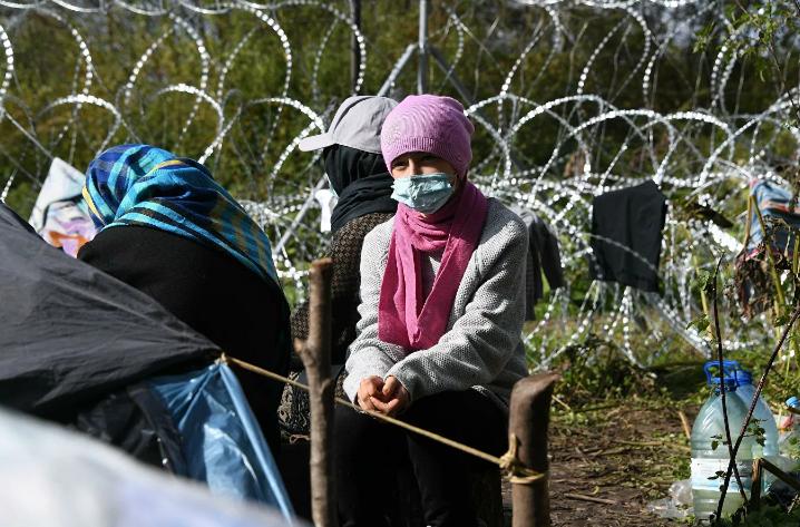 Беларусь больше не принимает мигрантов из Европейского Союза