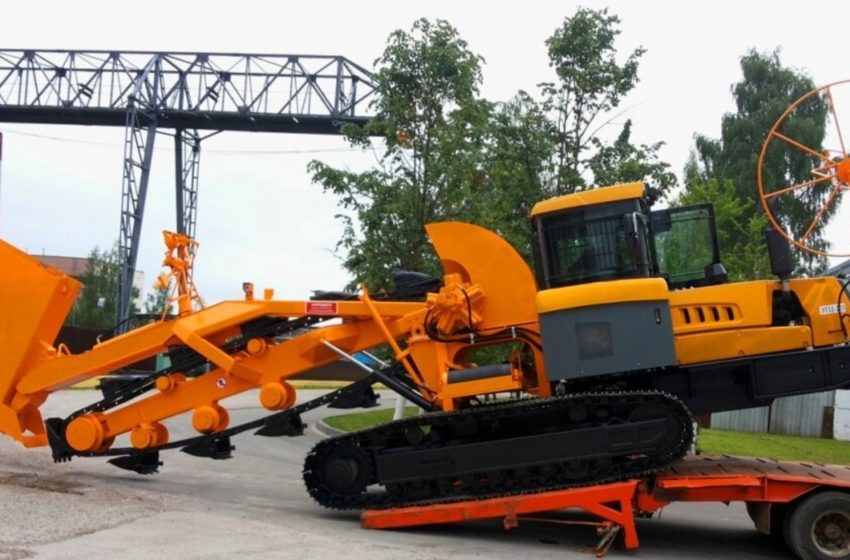 Большая модернизация: Беларусь вложила 10000000 долларов США в экскаваторный завод